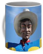 Big Tex Coffee Mug