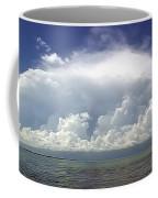 Big Thunderstorm Over The Bay Coffee Mug