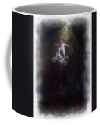 Big Top Circus Highwire Motorcycle Act Photo Art Coffee Mug