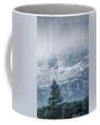 Big Tree At The Mountains Coffee Mug