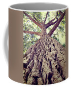 Big Tree Bark Coffee Mug