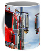Big Trucks Coffee Mug