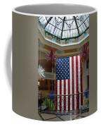 Big Usa Flag 1 Coffee Mug