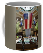 Big Usa Flag 3 Coffee Mug