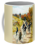 Big Wheel Bicycles Coffee Mug