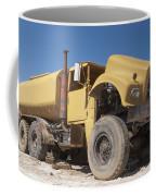 Big Wheels Not Rollin Water Truck Coffee Mug