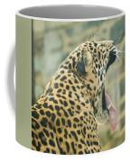 Big Yawn Coffee Mug
