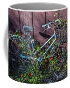 Bike In The Vines Coffee Mug