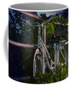 Bike Noir Coffee Mug