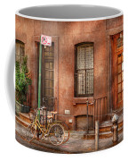 Bike - Ny - Urban - Two Complete Bikes Coffee Mug