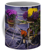 Bike Planter Coffee Mug