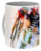 Bike Race I Coffee Mug