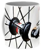 Bike Spokes Coffee Mug