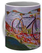 Bike Study Coffee Mug