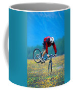 Bike Stunt Coffee Mug