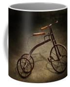 Bike - The Tricycle  Coffee Mug by Mike Savad