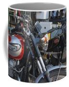 Old Motorbikes Coffee Mug