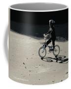 Bikin' Coffee Mug