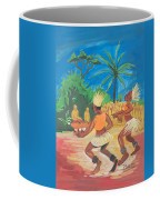 Bikutsi Dance 2 From Cameroon Coffee Mug