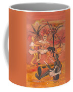 Bikutsi Dance From Cameroon Coffee Mug