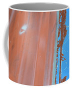 Bilateral Blue Coffee Mug