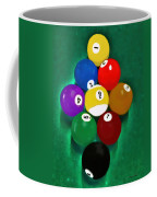 Billiards Art - Your Break 1 Coffee Mug