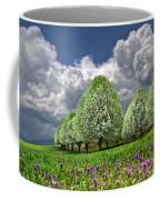 Billows Coffee Mug by Debra and Dave Vanderlaan