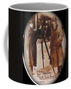 Billy Bitzer D.w. Griffith Pathe Camera Way Down East 1920-2013 Coffee Mug