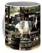 Billy Goat Big Thunder Ranch Frontierland Disneyland Coffee Mug