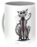 Billy The Cat Coffee Mug