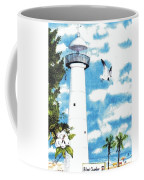Biloxi Lighthouse Coffee Mug