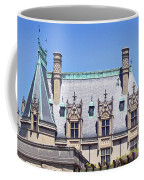Biltmore House Roof Coffee Mug