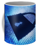 Electronic Data Security Coffee Mug