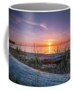 Birch Bay Sunset Coffee Mug