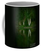 Birch Reflection Coffee Mug