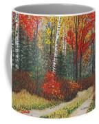 Birch Trail Coffee Mug