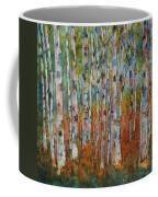 Birch Tranquility Coffee Mug