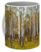 Birch Tree Grove No. 0126 Coffee Mug