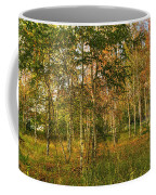 Birch Trees2 Coffee Mug