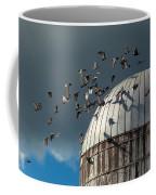 Bird - Birds Coffee Mug by Mike Savad
