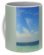 Bird Cloud Coffee Mug