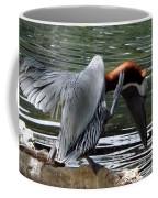 Bird Dance Coffee Mug