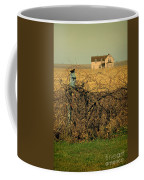 Bird House And Farm Coffee Mug