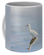 Bird In A Pond Coffee Mug