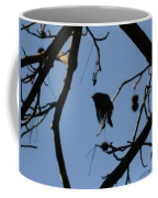 Bird In Flight Coffee Mug