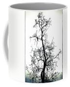 Bird In The Branches Coffee Mug
