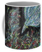 Bird In The Flowers Coffee Mug