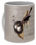 Bird Nest - 02v23c2b Coffee Mug