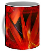 Bird Of Paradise Flower 5 Coffee Mug