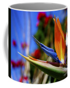 Bird Of Paradise Open For All To See Coffee Mug